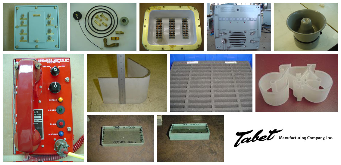 Machining, sheet metal, finishing and assembly